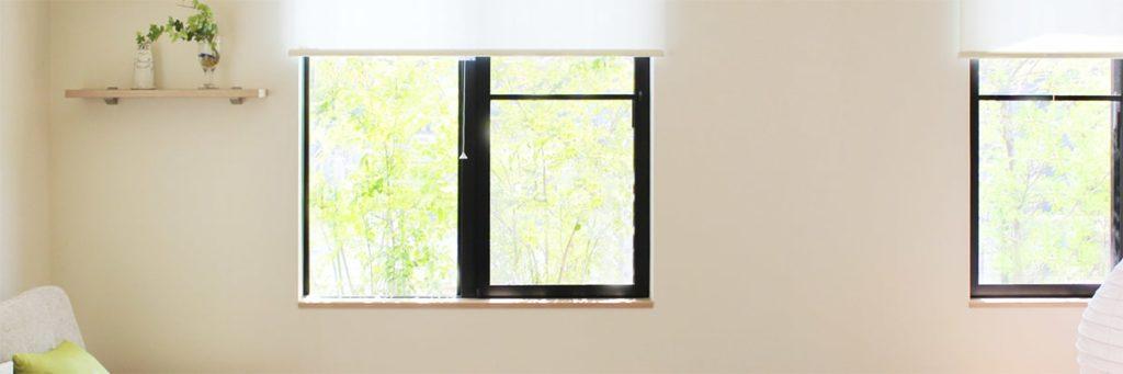 ハウスクリーニングのクリナークの窓掃除