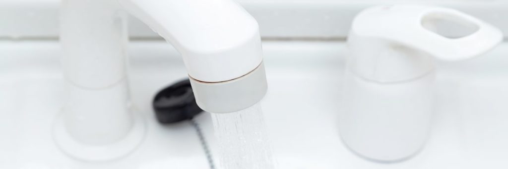洗面台クリーニングのクリナークの洗面台掃除