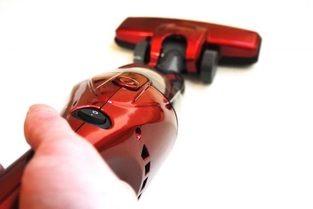 ハウスクリーニングのクリナークの掃除機