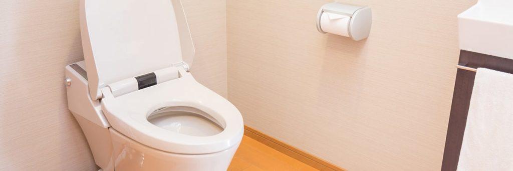 トイレクリーニングのクリナークのトイレ掃除